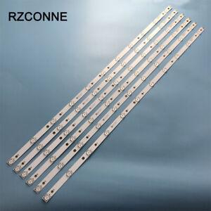 6pc LED Strip for Philips GJ-2K15-D2P5-480-D611-V3 48HFL5010 48PFT5500 BDL4830QL