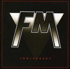 FM - Indiscreet [New CD] Bonus Tracks, Rmst, UK - Import
