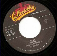 "MAURICE WILLIAMS - Stay 7"" 45"