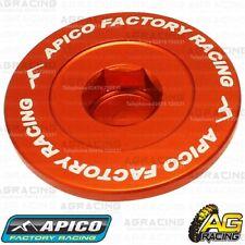 Apico Orange Engine Timing Plug For Husqvarna FX 350 2018 Motocross Enduro