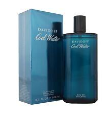 Neu DAVIDOFF Cool Water Eau de Toilette EDT 200ml.
