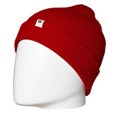 Rip Curl Lida Beanie Women's Hats Headwear Snowboard Ski Freestyle Red
