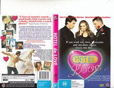 Hotel De Love-1996-Aden Young-Australia Movie-DVD