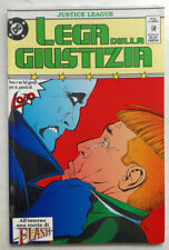 LEGA DELLA GIUSTIZIA 31 Justice League PLAY PRESS 1992 Giffen De Matteis