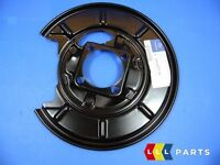 NEW GENUINE MERCEDES BENZ MB W169 A CLASS LEFT SIDE N/S REAR BRAKE BACKING PLATE