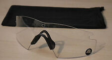 Authentic Oakley M Frame 2.0 Strike Ballistic SI CLEAR Lens