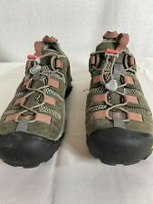 Keen Koven Woman's Hiking Shoes Size 7 Tan