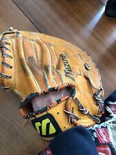 Mens Catcher's Glove Mizuno Pro Model Mt-3045 Steerhide Super Flex Palm