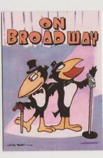 CARTOON SKETCH ART CARDS FEATURING HECKLE & JECKLE DRAWN BY JIM KYLE PROMO 2