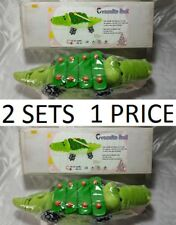 Hs Toy Land Crocodile Rock Plush Crocodile With Solid Wood Xylophone 2 Unit Lot