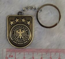 kiTki World Cup Germany metal badge football soccer club keychain key chain ring