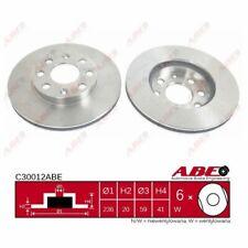 Bremsbelagsatz Scheibenbremse ABE C10024ABE