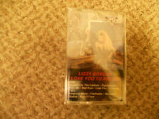 Sealed Lizzy Borden - Love You To Pieces audio cassette tape