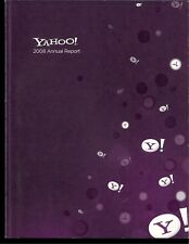 2008 Annual Report of Yahoo!