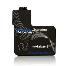 Qi Wireless Charger Charging Receiver Kit for Samsung Galaxy S4 i9500 Tide