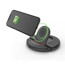 Universal drahtlos Ladegerät Handy Auto KFZ Halterung Dockingstation Qi Charger