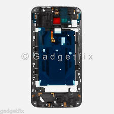 Motorola Moto X Pure Edition XT1575 Middle Bezel Frame Housing + NFC Power Flex