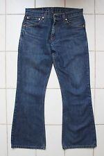 Levi's Levi Strauss 516 04 30 28 W30 L28 L30 blau dunkelblau Herren Jeans (1701)
