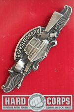 Usn Us Navy Naval Ship Expeditionary Warfare Full Size Qualification Badge A