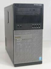 Dell OptiPlex 9020 MT Intel i5-4590 3.3GHz 4GB DDR3 250GB HDD Fair No COA