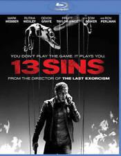 13 Sins (Blu-ray Disc, 2014)