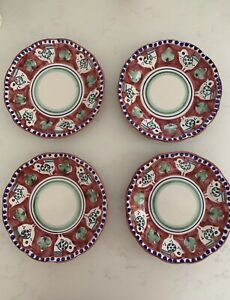 Solimene Plates - Set Of 4 - 8 Inches