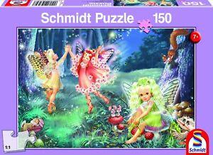 Fairy Dance: Children's Fantasy Schmidt Jigsaw Puzzle 150 pieces 56130 Ages 7+