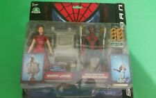 Spiderman swinging Spider-man Mary Jane toybiz The movie 2002 Raimi