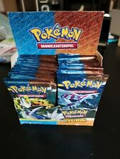 Pokemon heartgold HS Triumph Booster/Display OVP