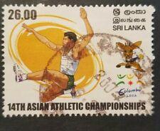 SRI LANKA 2002 SPORTS MI.NR. 1352