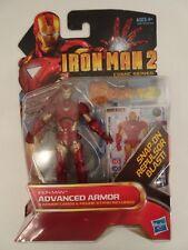 Iron Man 2 - Figurine Advanced Armor N°32 Comic Series Marvel 2009 Hasbro