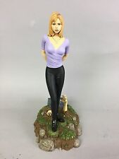 Buffy Statue - Buffy the Vampire Slayer - SIGNED by Steve Varner