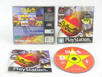 Kula World PS1 PlayStation 1 Complete PAL