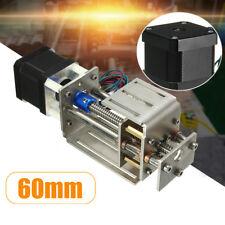 3 Asse Z Slide Incidere Engraver Machine CNC Per Milling Linear Motion 60mm