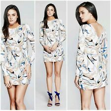 🌼🌼 NWT GUESS BY MARCIANO POP PAISLEY TUNIC DRESS SIZE S 🌼🌼