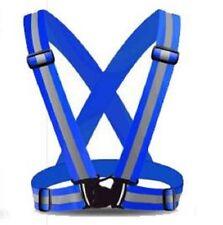 Best Safety Visibility Vest Reflective Adjustable Security High  Gear Stripes