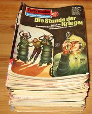 Konvolut Perry Rhodan- und Terra Astra-Hefte - 1. Auflage