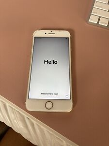 APPLE // iPhone 7 128GB Gold - Factory Unlocked - Reset - A1660 (CDMA + GSM)