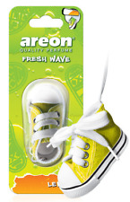 Air Freshener Areon Hanging Shoe Quality Perfume LEMON Car Scent NEW