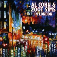 AL/SIMS,ZOOT COHN - AL COHN & ZOOT SIMS IN LONDON   CD NEU