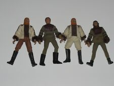 """Lot of 4 8"""" VINTAGE 1972 1974 MEGO PLANET OF THE APES ACTION FIGURES Dr. Zaius"""