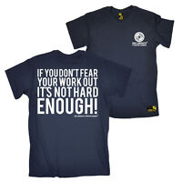 FB Gym Bodybuilding Tee If You Dont Fear Novelty Birthday Mens T-Shirt
