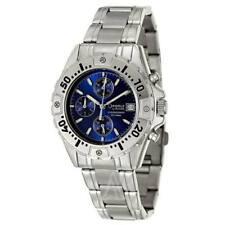 Bulova Sporty 43B17 Men's Stainless Steel Bracelet Blue Dial Analog Watch