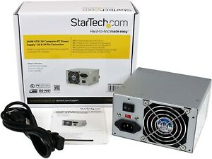StarTech 350W ATX12V Conputer PC Power Supply - 20 & 24 Pin Connector