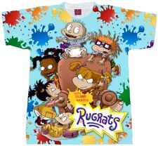 Rugrats Family Show T-Shirt,YOU DUMB BABIES.#05. Melanated Rugrats shirt.