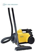 Eureka Mighty Mite Corded Canister Vacuum Cleaner, Yellow 3670G