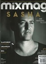 MIX MAG, AUGUST, 2013 ( THE WORLD'S BIGGEST DANCE MUSIC AND CLUBBING MAGAZINE