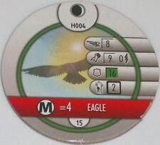 Aigle H004 The Hobbit Et Inattendu Voyage Heroclix Horde Token