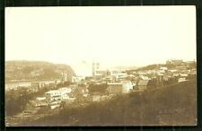 Chicoutimi photo postcard Lemay QC Quebec Canada 1922
