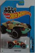 Hot Wheels - Teku / Swamp Buggy beige/mintgrün Neu/OVP US-Card